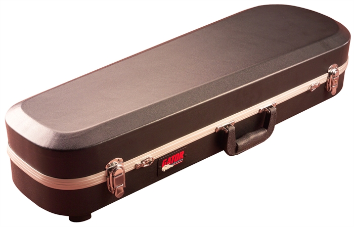 gator full size violin case. Black Bedroom Furniture Sets. Home Design Ideas