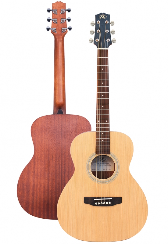 Sx Acoustic Travel Guitar Review