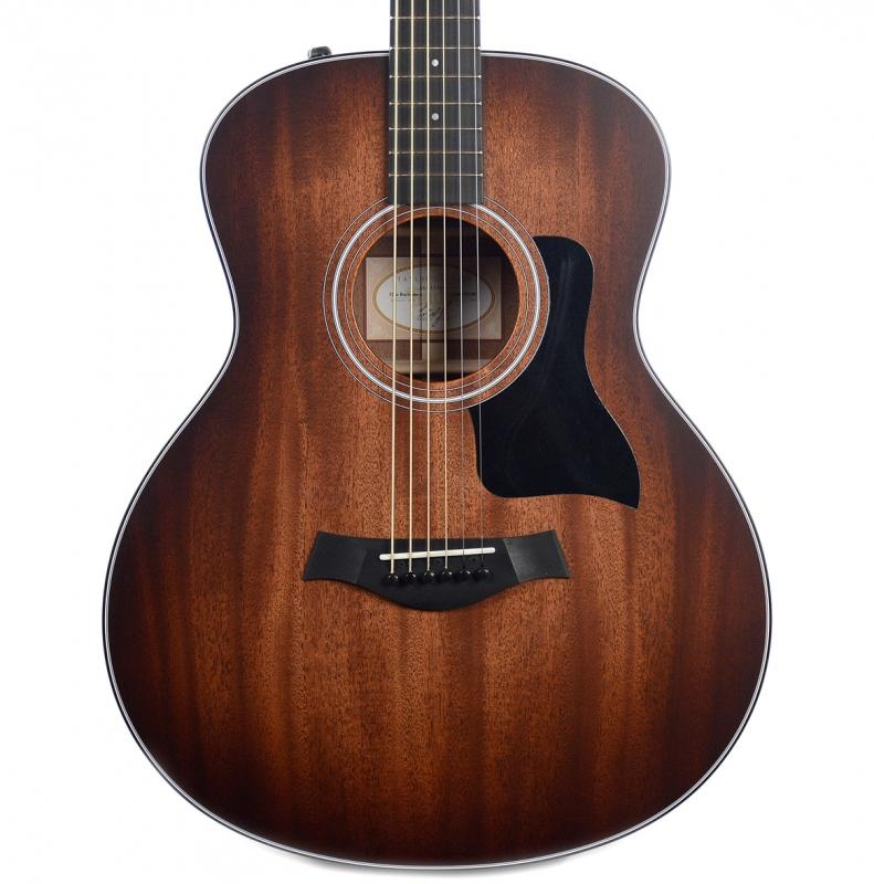 product details taylor 326e baritone acoustic electric guitar shaded edge burst. Black Bedroom Furniture Sets. Home Design Ideas