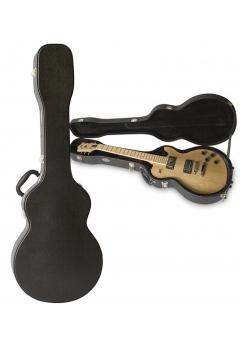 cnb ec 20 light wood electric guitar case. Black Bedroom Furniture Sets. Home Design Ideas