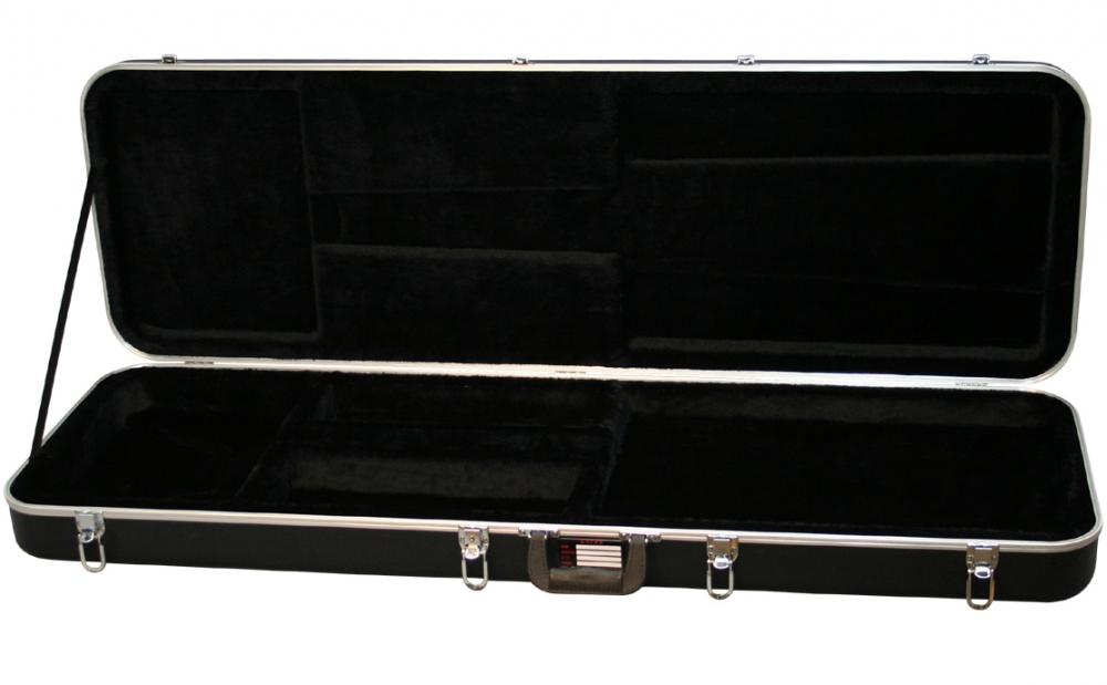 gator deluxe moulded case for bass guitars. Black Bedroom Furniture Sets. Home Design Ideas