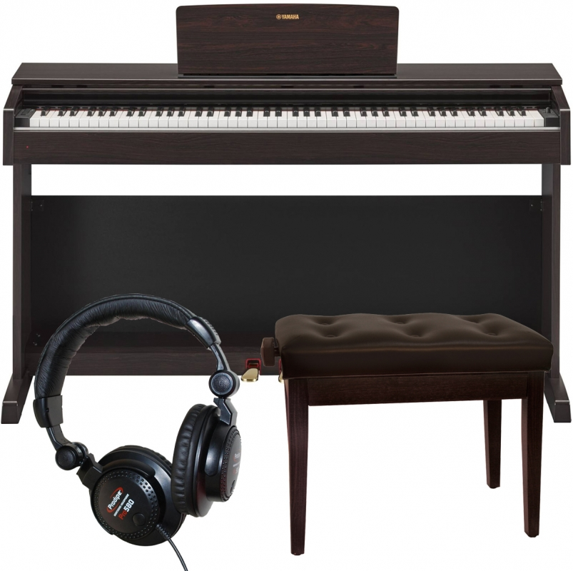 Yamaha Ydp 143 Arius Digital Piano Rosewood Finish
