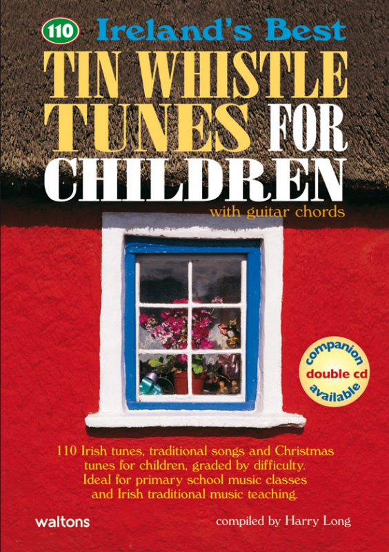 110 Best Tin Whistle Tunes For Children Melody Chords