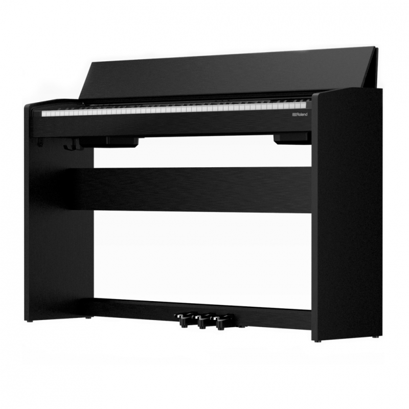 roland f 140cb 88 note lifestyle digital piano. Black Bedroom Furniture Sets. Home Design Ideas