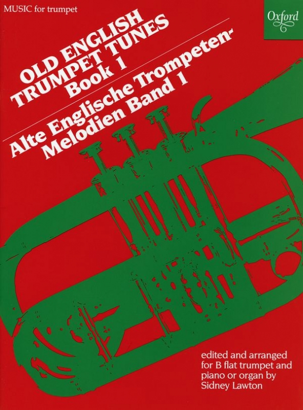 Lawton old english trumpet tunes book 1 for Old house tunes