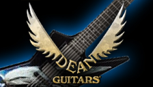 Dean Guitars Ad