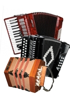 Accordions | Concertinas