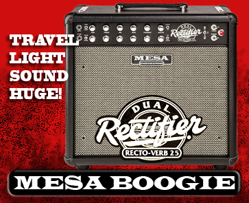 Mesa Boogie Recto Verb Twenty-Five