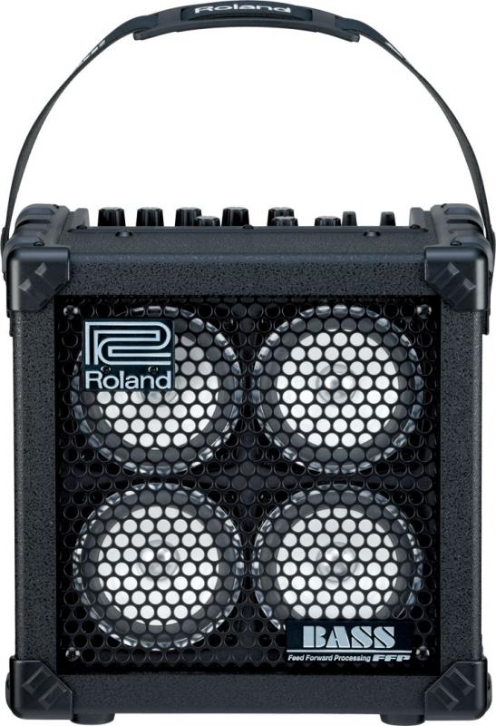 roland microbass rx portable bass amplifier. Black Bedroom Furniture Sets. Home Design Ideas